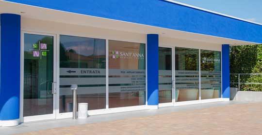 Inaugurazione studio dentistico Sant'Anna Medical Center a Lentate s/S